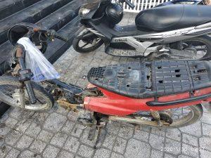 Vietnamese engineering - a basic bike